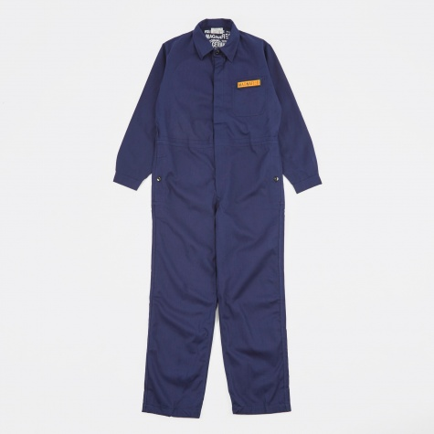 Coverall - Blue