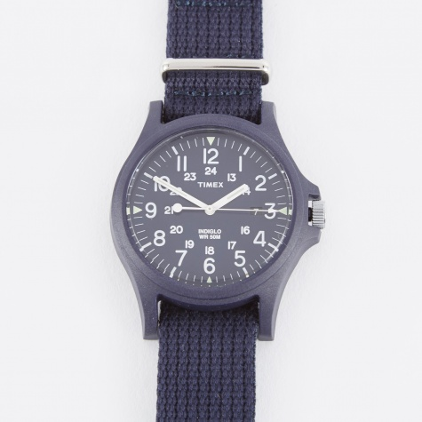Archive Acadia Watch - Blue/Blue