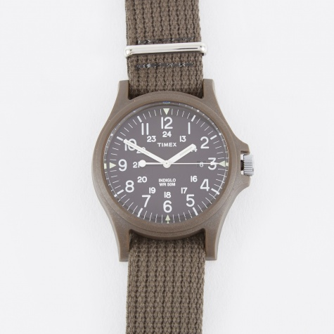 Archive Acadia Watch - Green/Black