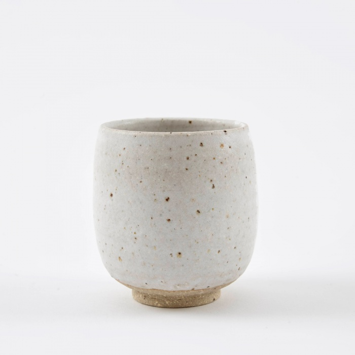 Wingnut & Co Yunomi Tea Cup - Shiro (Image 1)