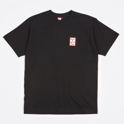 Mini Frame Tee - Black