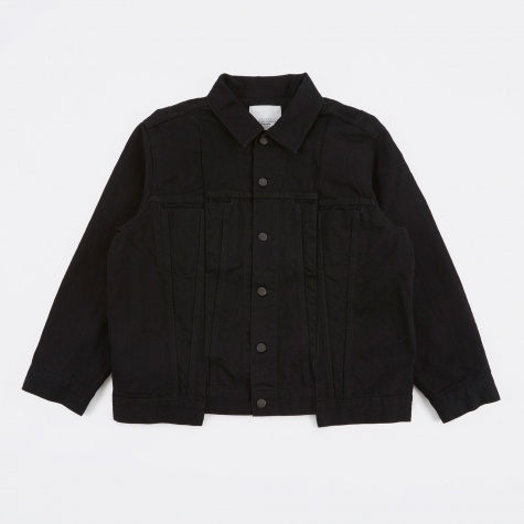 Cotton Jacket - Black