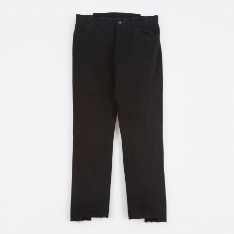 Cotton Pant - Black
