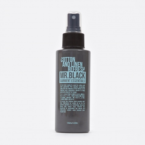 Mr. Black Garment Essential Cotton & Linen Refresh - 125ml