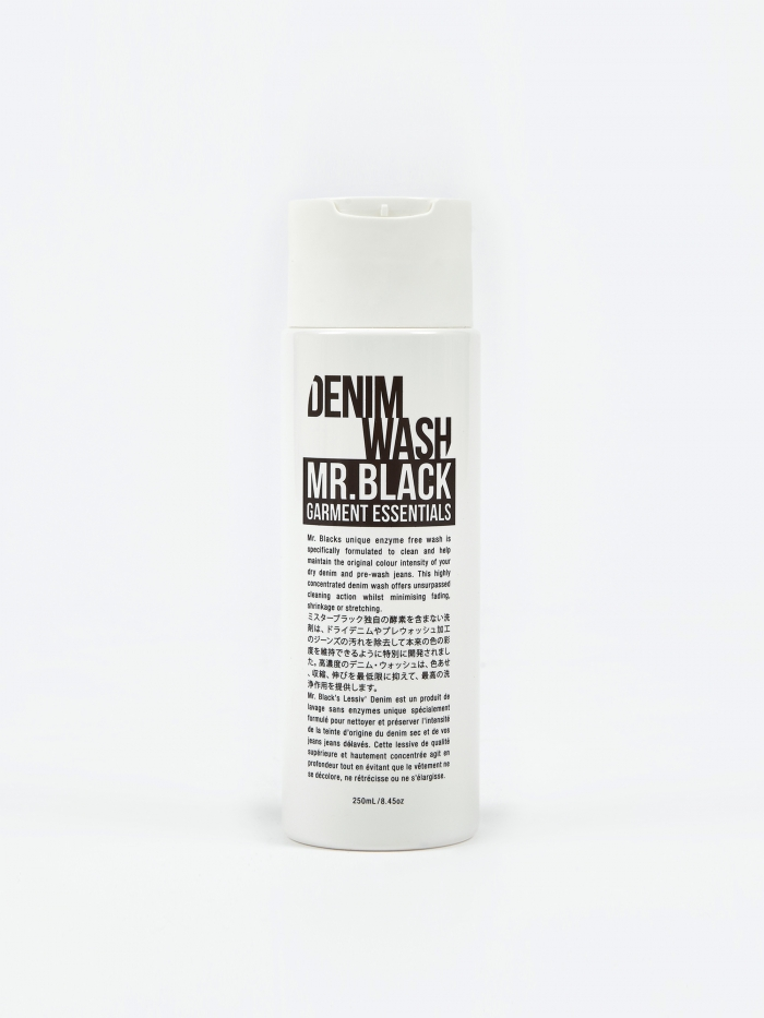 Mr. Black Garment Essentials Mr. Black Garment Essential Denim Wash - 250ml (Image 1)