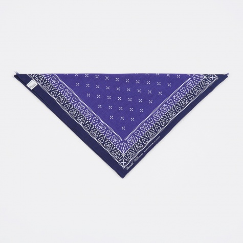 Bandana - Blue/Navy