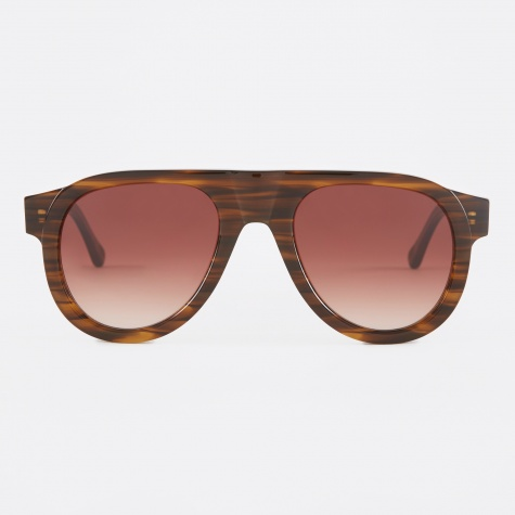 Duke Sunglasses - Feather Brown