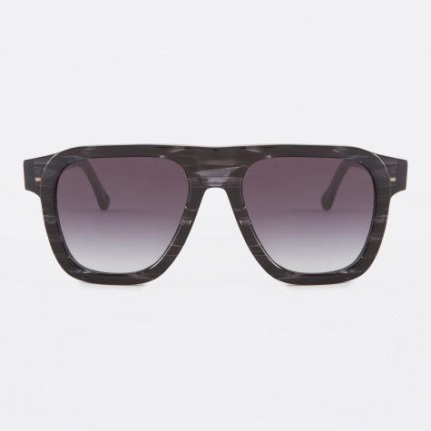 Sam Sunglasses - Feather Black
