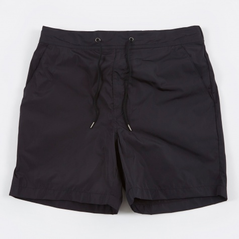 Hauge Nylon Shorts - Navy