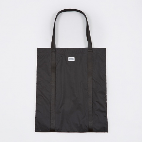 Ripstop Tote Bag - Black