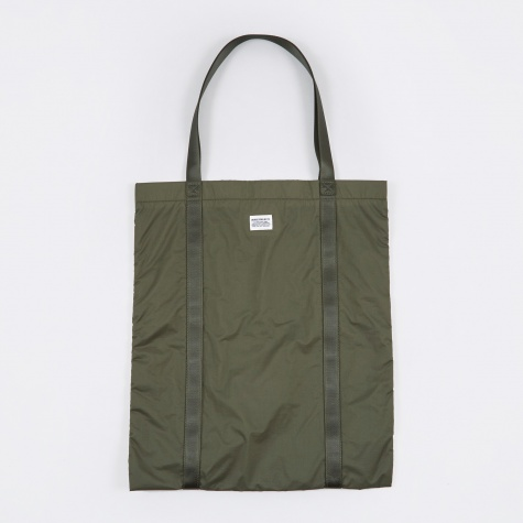 Ripstop Tote Bag - Dried Olive