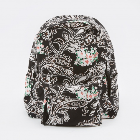 Paisley Backpack - Black