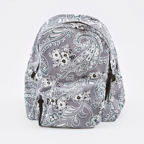 Paisley Backpack - Grey