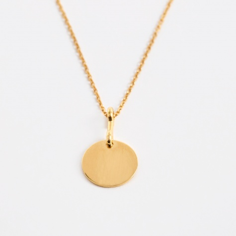 Bell Necklace - Gold Plated