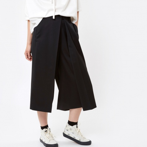 MM6 Cropped Trouser - Black