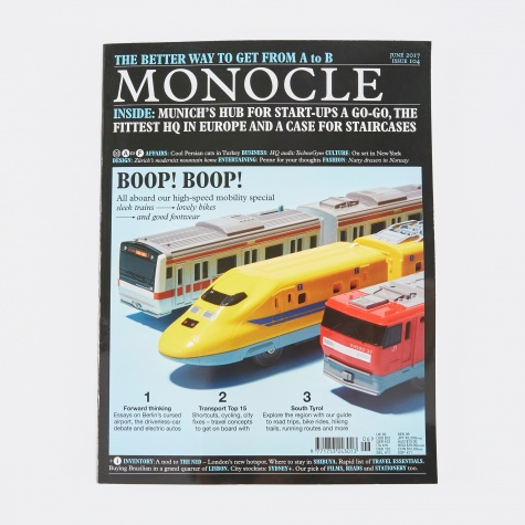 Monocle - Issue 104 (June 2017)