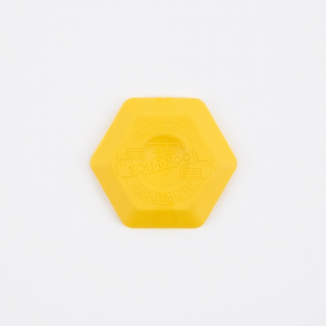 Thermoplastic Eraser - Yellow