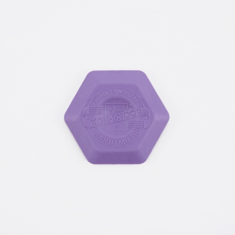 Thermoplastic Eraser - Purple