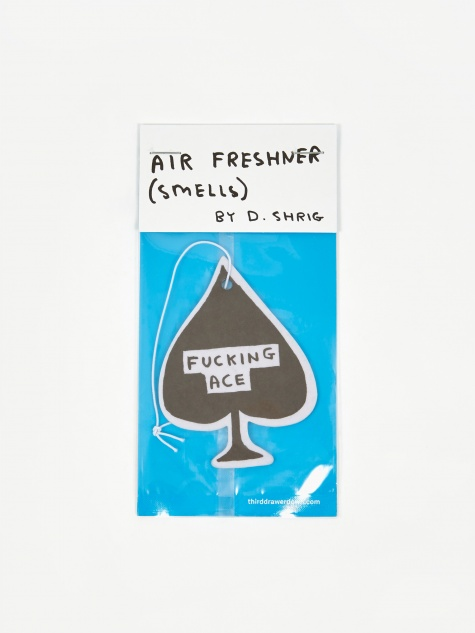 Fucking Ace Air Freshener