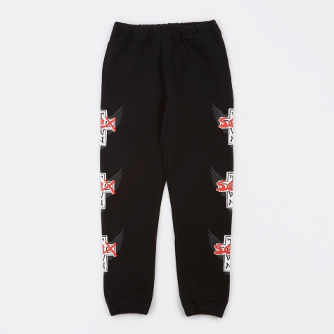 Sex x Dogtown Track Bottoms - Black
