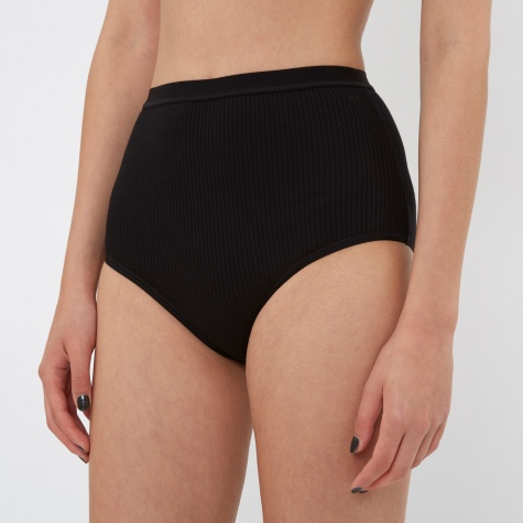 Avie Hipster Brief - Black