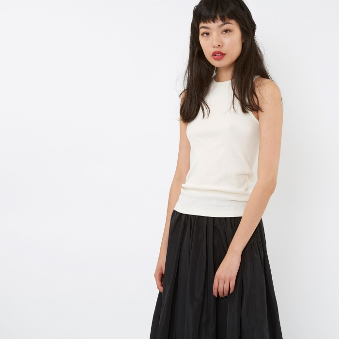 Wood Wood Isabel Top - Off White (Image 1)