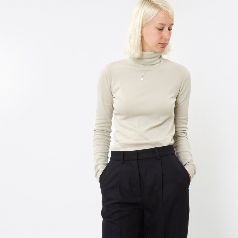 Rosalyn Turtleneck - Beige