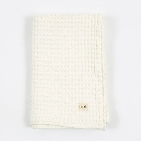 Organic Bath Towel - White