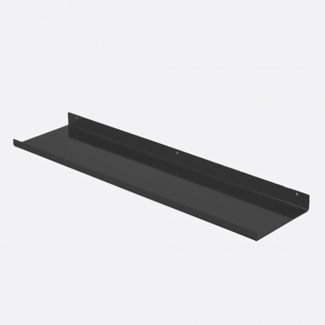Petites Production Shelf 60x15 - Black