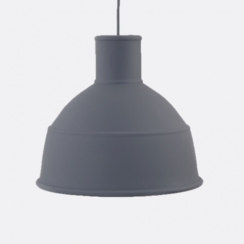 Unfold Pendant - Dark Grey