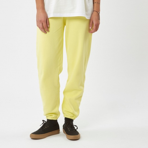 Jersey AW Joggers - Yellow