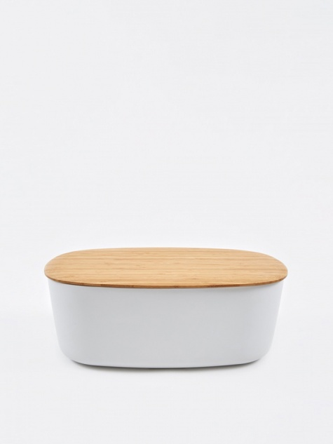 Box-It Bread Box - White