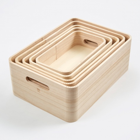 Save-It Storage Boxes - 5pcs