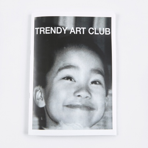 x Ken Kagami Trendy Art Club Zine