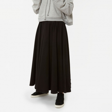 MM6 Denim Skirt - Black