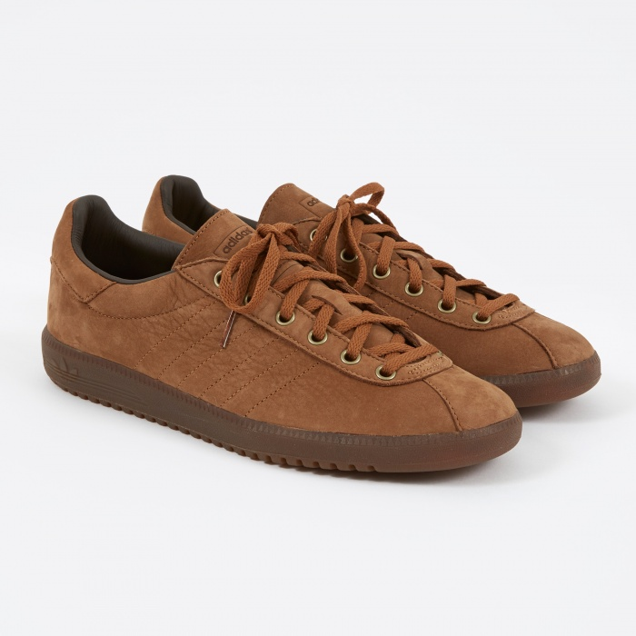 Adidas Spezial Super Tobacco SPZL - Wood/Wood/Night Brown (Image 1)