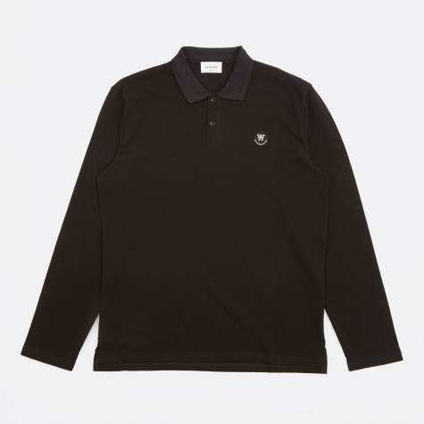 George Long Sleeve - Black