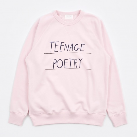 Hester Sweatshirt - Rose