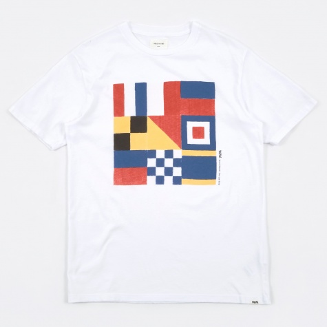ICS T-Shirt - White