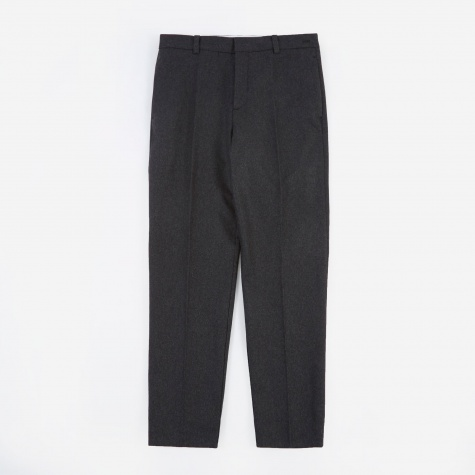 Temple Trousers - Grey Melange
