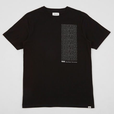 Business T-Shirt - Black
