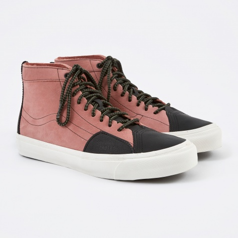 Vault x Taka Hayashi Sk8 Skool LX - Old Rose/Black