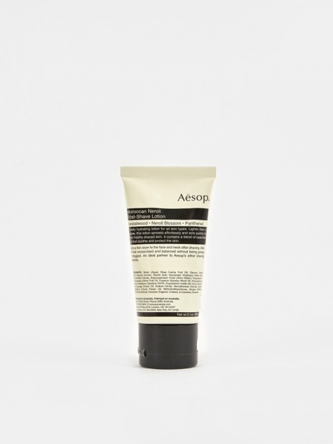 Moroccan Neroli Post Shaving Lotion - 60ml