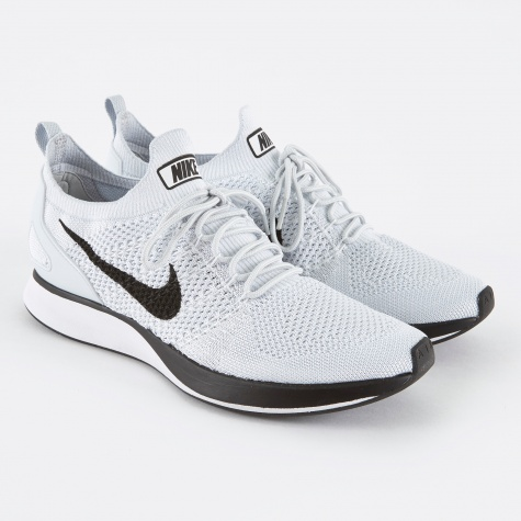 Air Zoom Mariah Flyknit Racer - Pure Platinum/White