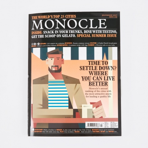 Monocle - Issue 105 (July/August 2017)