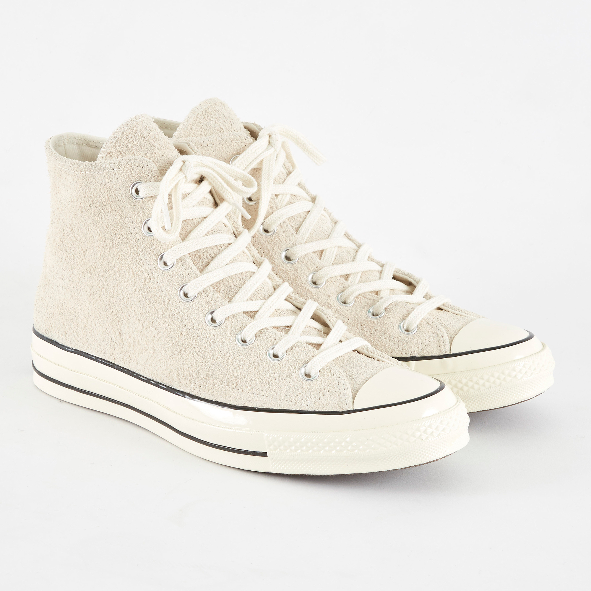 converse egret rose gold. 1970s chuck taylor all star hi suede - parchment/egret/ converse egret rose gold