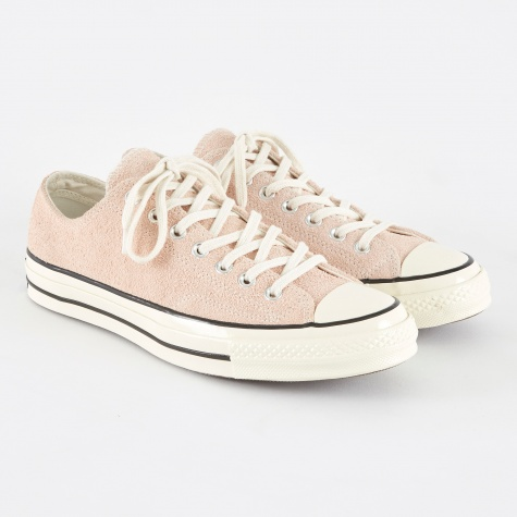 1970s Chuck Taylor All Star Ox Suede - Dusk Pink/Egret/