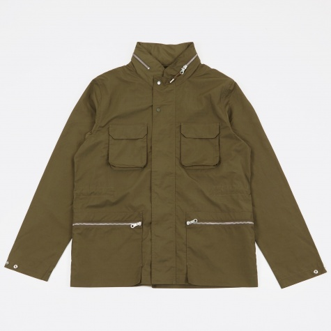 Field Jacket - Military Green