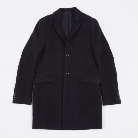 Three Four Coat - Navy