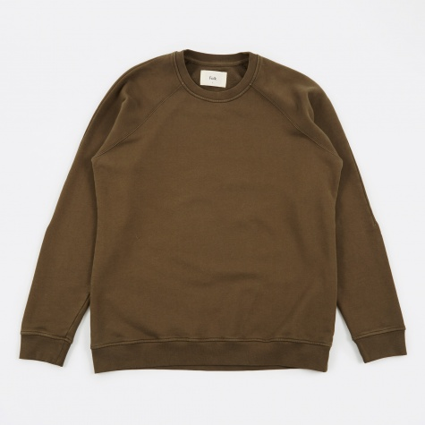 Rivet Sweat - Military Green